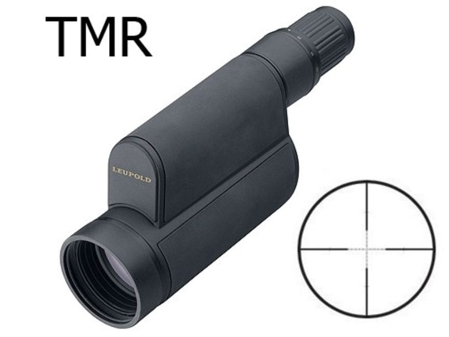 Leupold Mark 4 Tactical Spotting Scope 12-40x 60mm First Focal