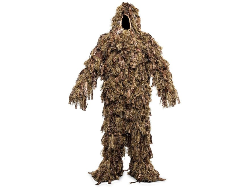 Kryptek Men's Ghillie Suit Polyester Highlander Camo
