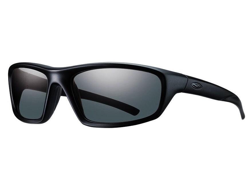 Smith Optics Elite Director Tactical Sunglasses Black Frame Clear Lenses