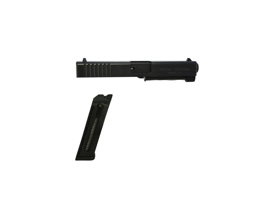 Tactical Solutions TSG-22 Rimfire Conversion Kit Glock 19, 23, 32, 38 22 Long Rifle wit...