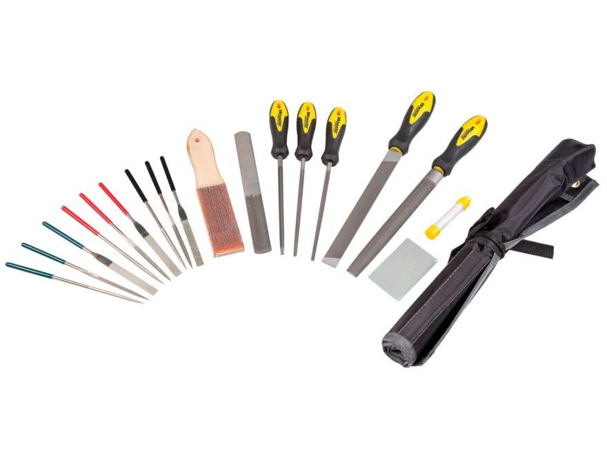 Wheeler Engineering Professional Gunsmithing File Set
