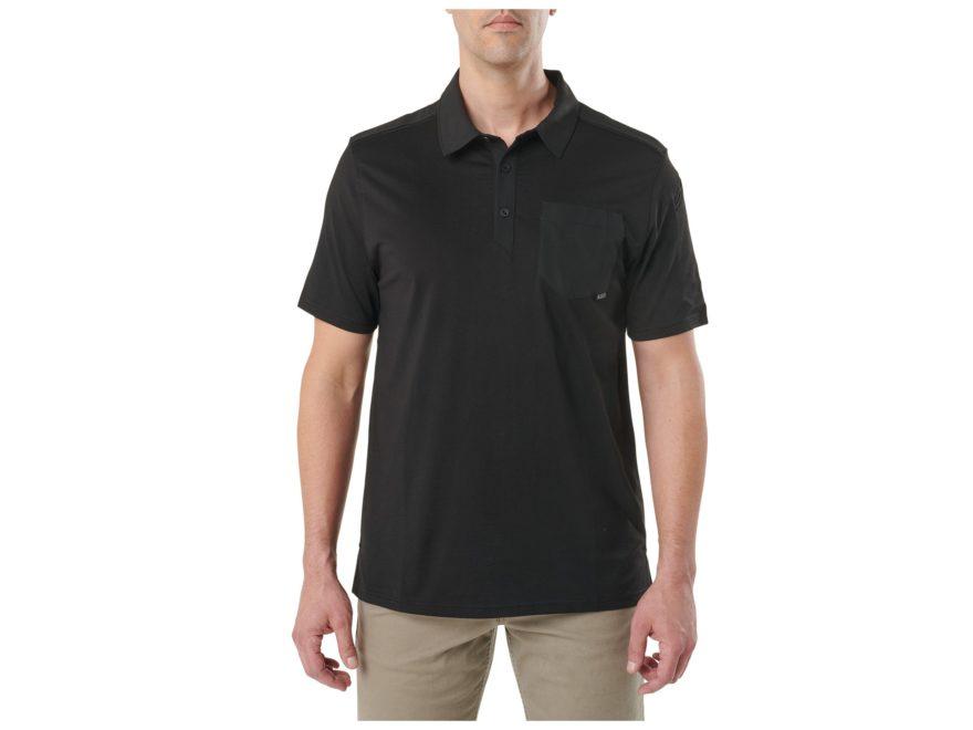5.11 Men's Axis Polo Short Sleeve Pima Cotton/Poly