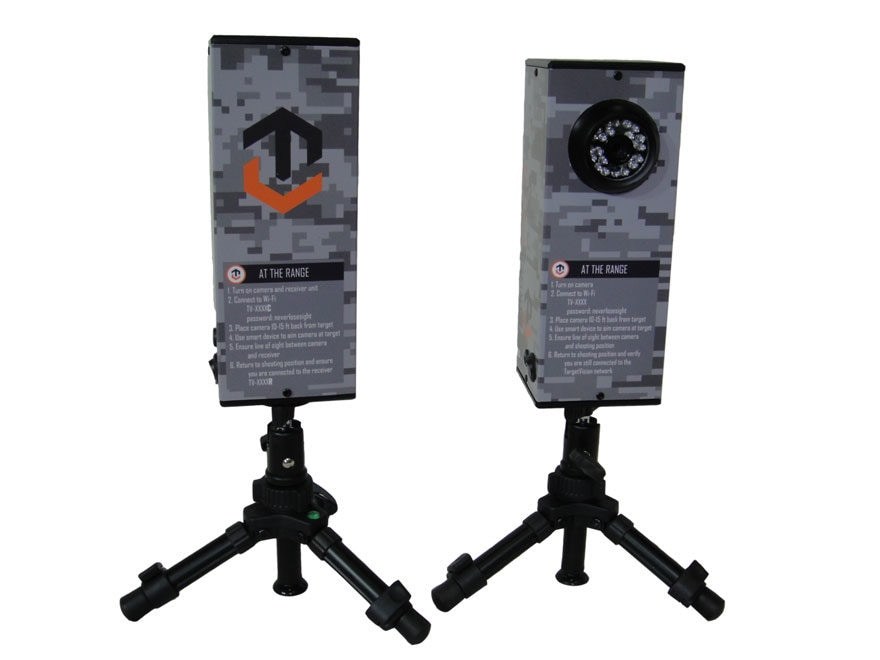TARGETVISION LR-2 One Mile Target Camera System with Bullet Proof Warranty