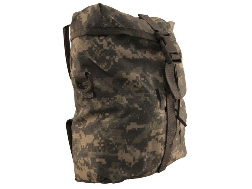 Military Surplus MOLLE Sustainment Pouch Nylon