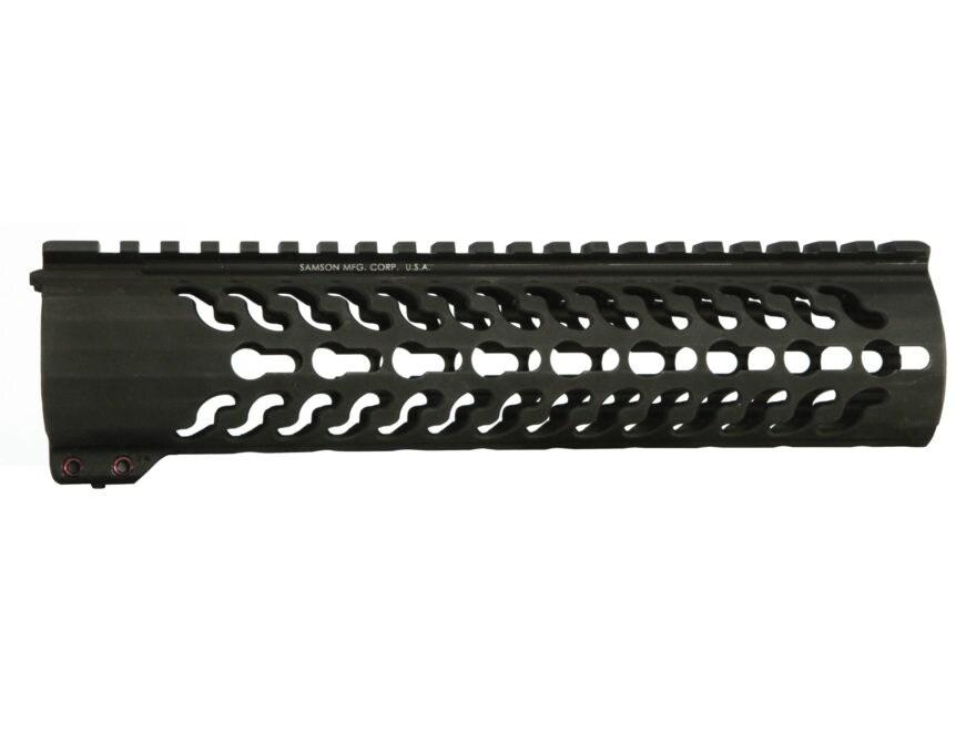 Samson Evolution Series KeyMod Free Float Handguard AR-15 Aluminum Matte