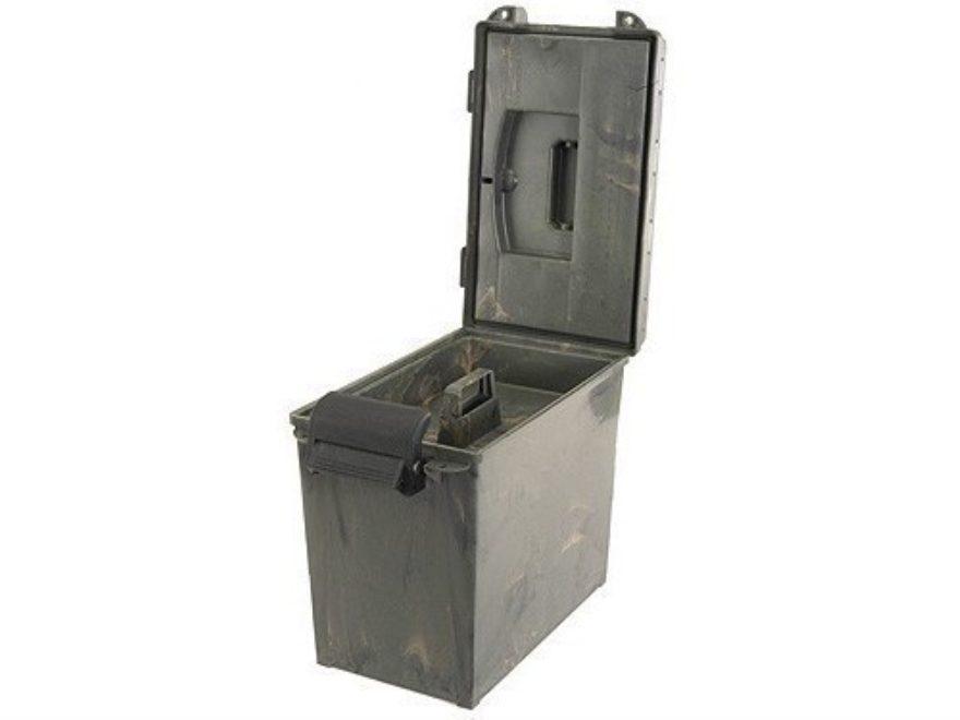 "MTM Sportsman Plus Utility Dry Box 15.5"" x 8.8"" x 13"" Camo"