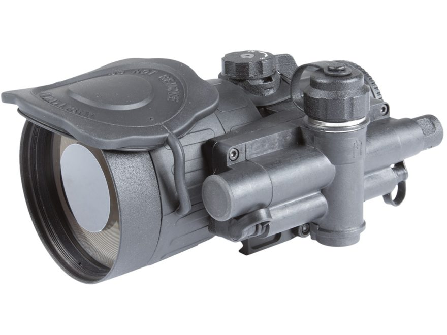 Armasight CO-X Gen 2+ Night Vision Clip-on Device with Remote & Picatinny/Weaver-Style ...