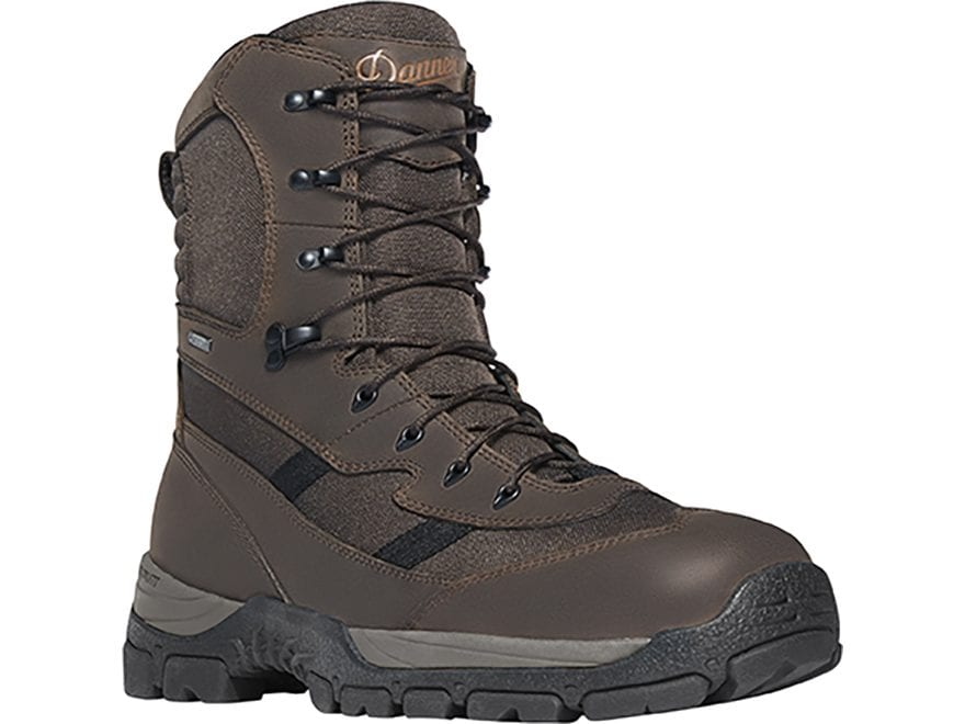 "Danner Alsea 8"" Hunting Boots Leather/Synthetic Men's"