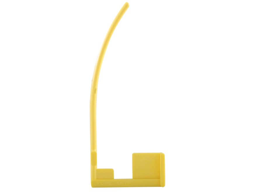 Boonie Packer Chamber Checker Safety Flag Polymer Yellow