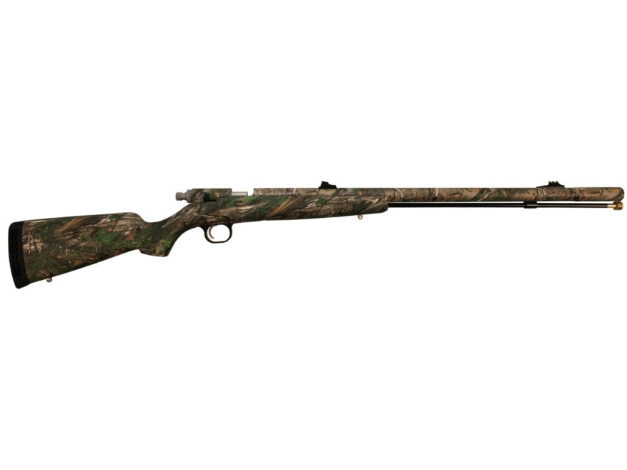 "Knight TK2000 Muzzleloading Shotgun 12 Gauge 26"" Barrel Synthetic Stock Realtree Xtra G..."