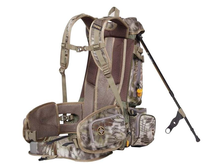 Tenzing TZ PP15 Predator Vest Kryptek Highlander Polyester