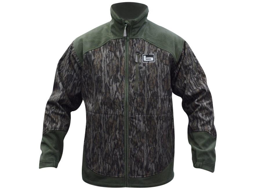 e19709c562da1 Banded Men's UFS Fleece Jacket Polyester Mossy Oak Bottomland Camo