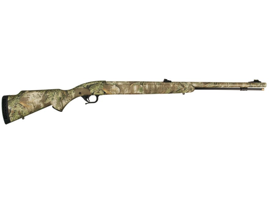 "Knight Vision Western Muzzleloading Rifle 50 Caliber 24"" Barrel Synthetic Stock Realtre..."