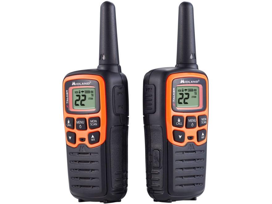 Midland T51VP3 Two-Way Radio Combo