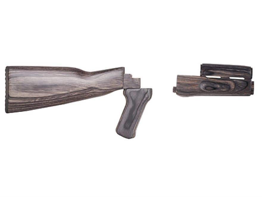Tapco Timbersmith Complete Buttstock Handguard Set Upc 751348006536