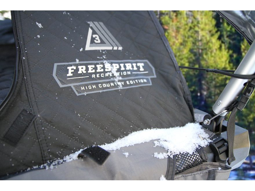 Freespirit Recreation High Country Series M-Spec Tri-Layer Roof Top Tent Replacement Skin