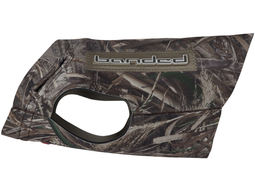 Banded 5mm Dog Parka Realtree Max-5 Camo