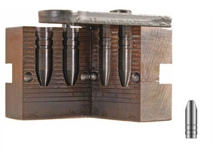Lyman 2-Cavity Bullet Mold #311672 30 Caliber (309 Diameter) 160 Grain Silhouette Flat ...