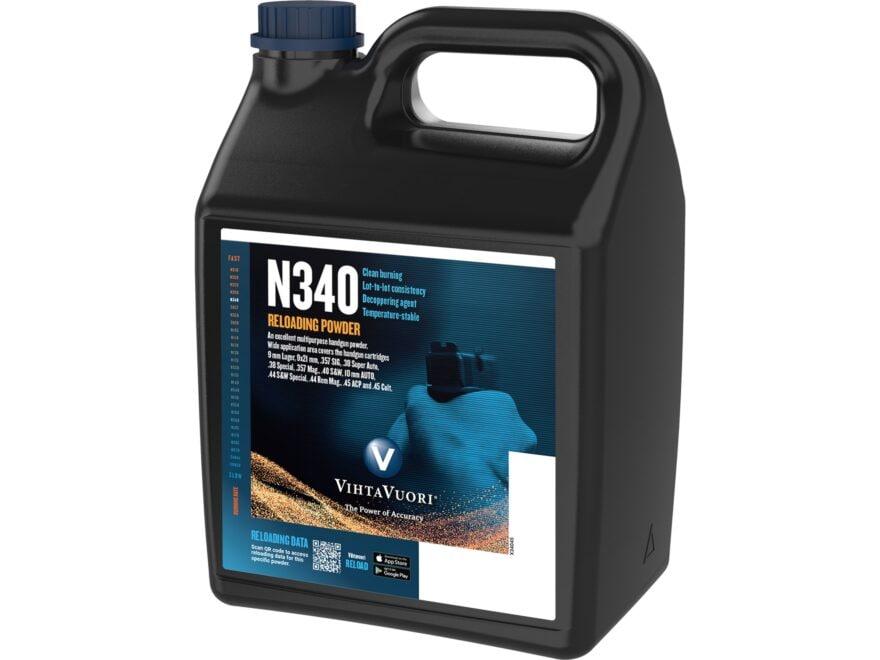 Vihtavuori N340 Smokeless Powder