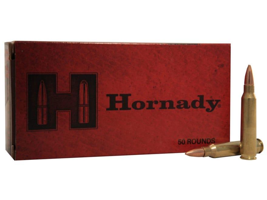 Hornady Training Ammunition 223 Remington 55 Grain Full Metal Jacket Boat Tail Box of 50