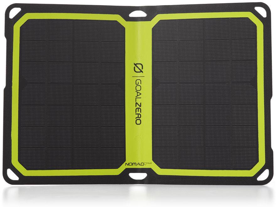 GoalZero Nomad 7 Plus Solar Panel Black