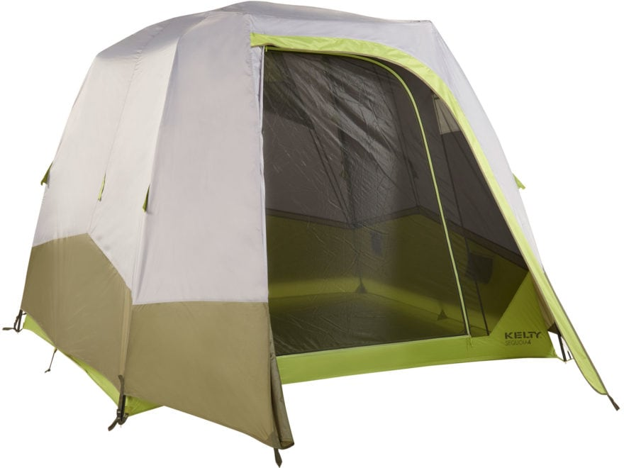 "Kelty Sequoia 4 Person Cabin Tent 88"" x 98"" x 78"" Polyester"