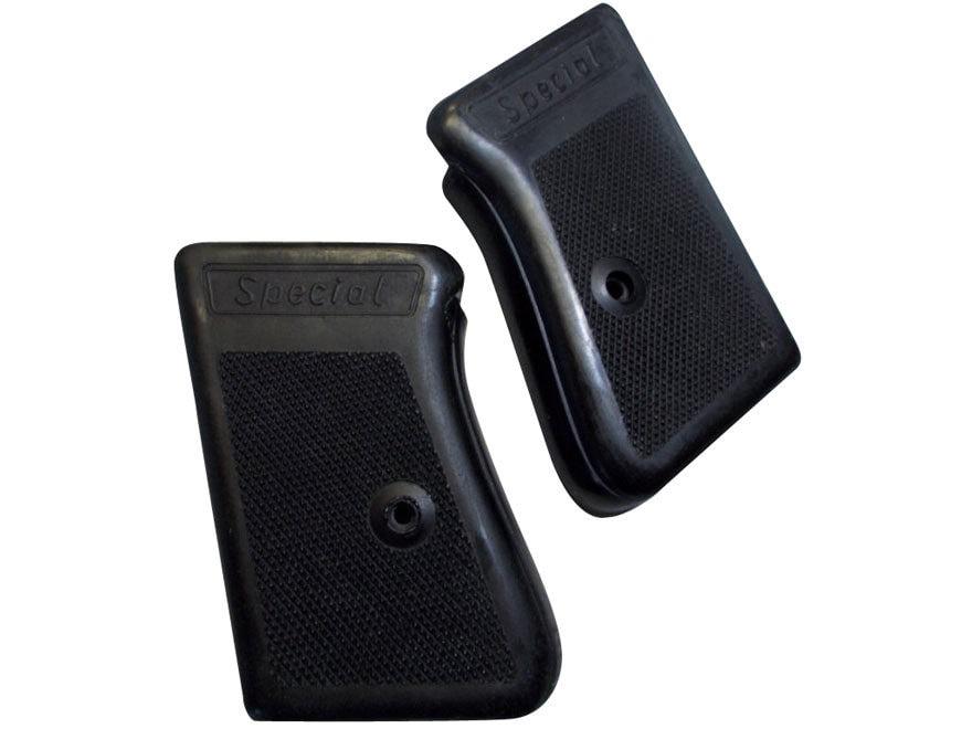 Vintage Gun Grips Memz PB Special Polymer Black