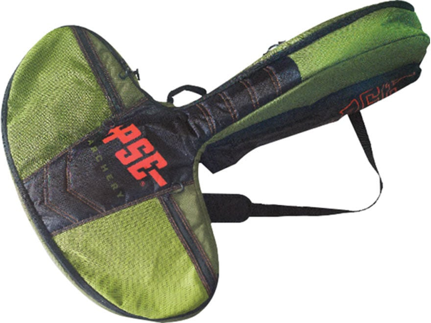 PSE Deluxe Crossbow Case Polyester and Nylon Green