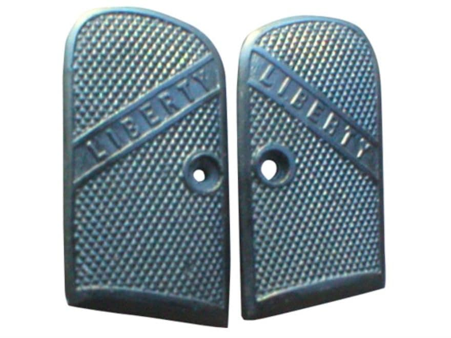 Vintage Gun Grips Liberty Short Grip Spanish 25 ACP Polymer Black
