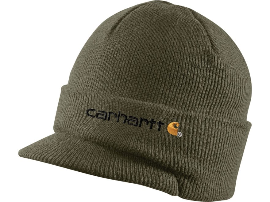 96f61ab6583 Carhartt Knit Beanie Visor Port One Size Fits All - UPC  889192830776