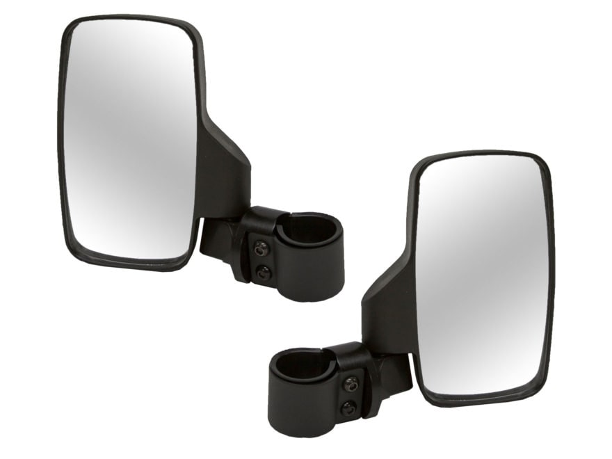 Kolpin Powersports UTV Side Mirror for 1.75 Diameter Tubing Pack of 2