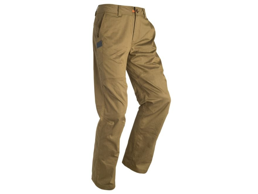 Sitka Gear Men's Back Forty Pants Cotton/Lycra/Cordura