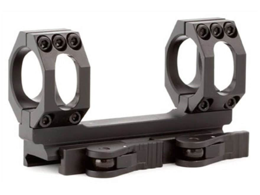 American Defense Recon-SW Quick-Release Scope Mount Picatinny-Style AR-15 Flattop Matte
