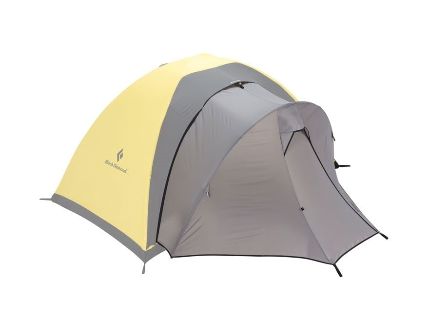 Black Diamond Equipment Ahwahnee Tent Vestibule SilPoly Fabric Gray