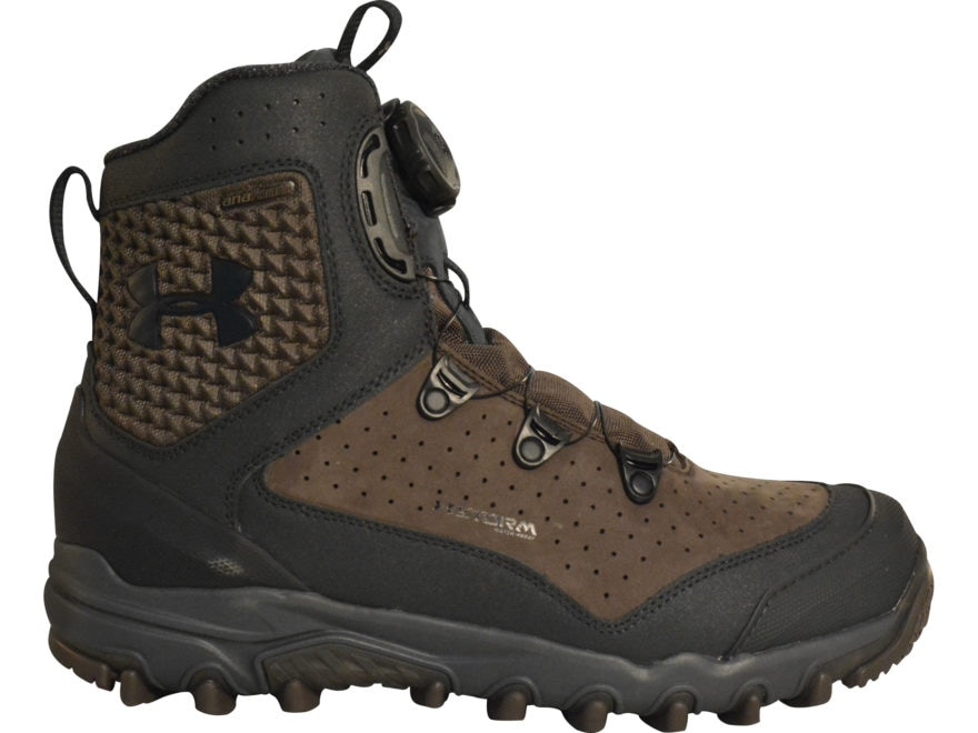 "Under Armour UA Raider 7"" Waterproof Hunting Boots Leather Men's"
