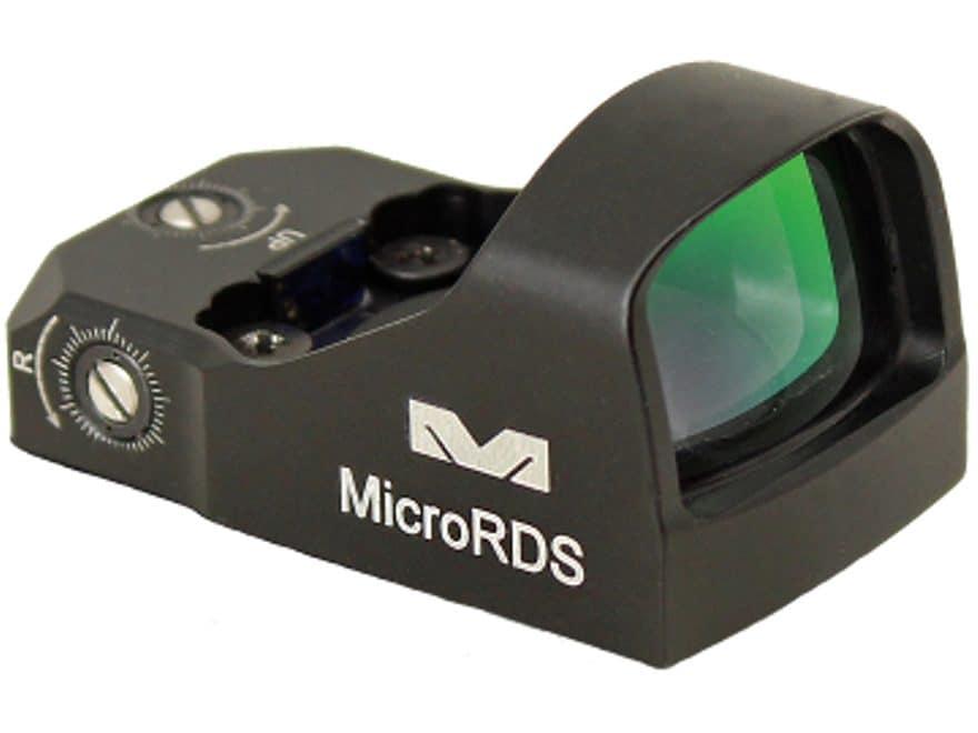 Meprolight Micro RDS Reflex Red Dot Sight 3 MOA Dot Matte