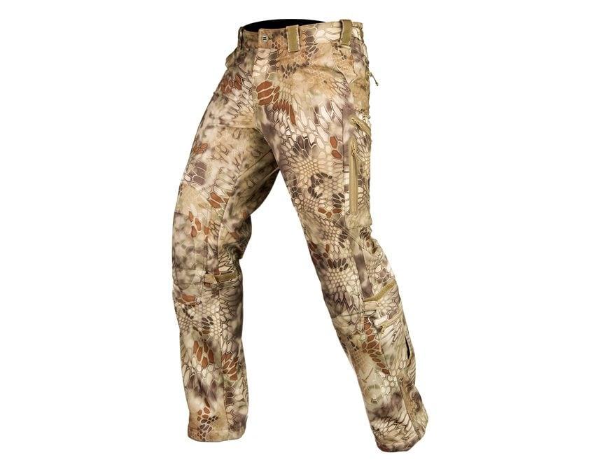Kryptek Men's Dalibor 3 Softshell Pants Polyester