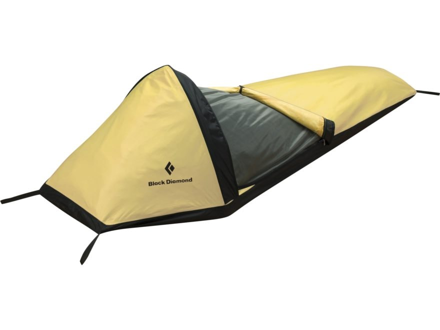 Black Diamond Equipment Bipod Bivy ToddTex Fabric Yellow