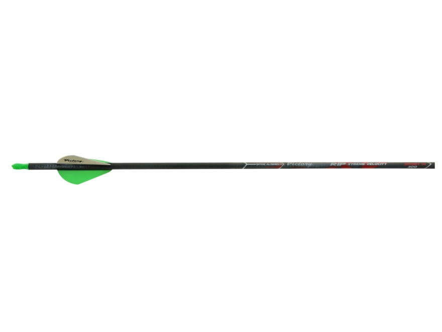 "Victory RIP Sport .204 XV Series Carbon Arrow 2"" Vanes Pack of 6"
