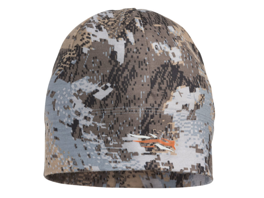 0ffb53e1 Sitka Gear Merino Beanie Wool Gore Optifade Elevated II Camo. Loading  image... X. Enlarge Zoom in