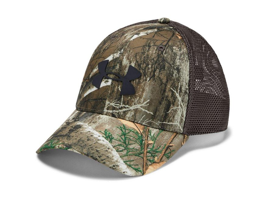 Under Armour UA Hunt Stretch Mesh Back Cap