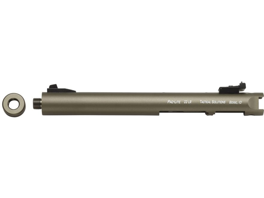 Tactical Solutions Pac-Lite Receiver Ruger Mark I, II, III 22 Long Rifle