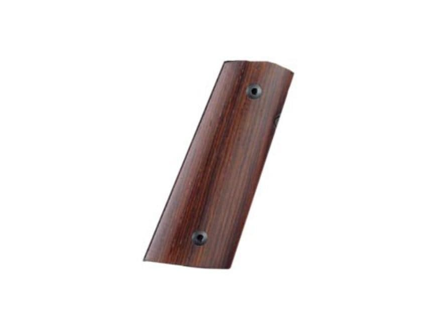 Hogue Grips 1911 Officer with Extended Magazine Well Cocobolo