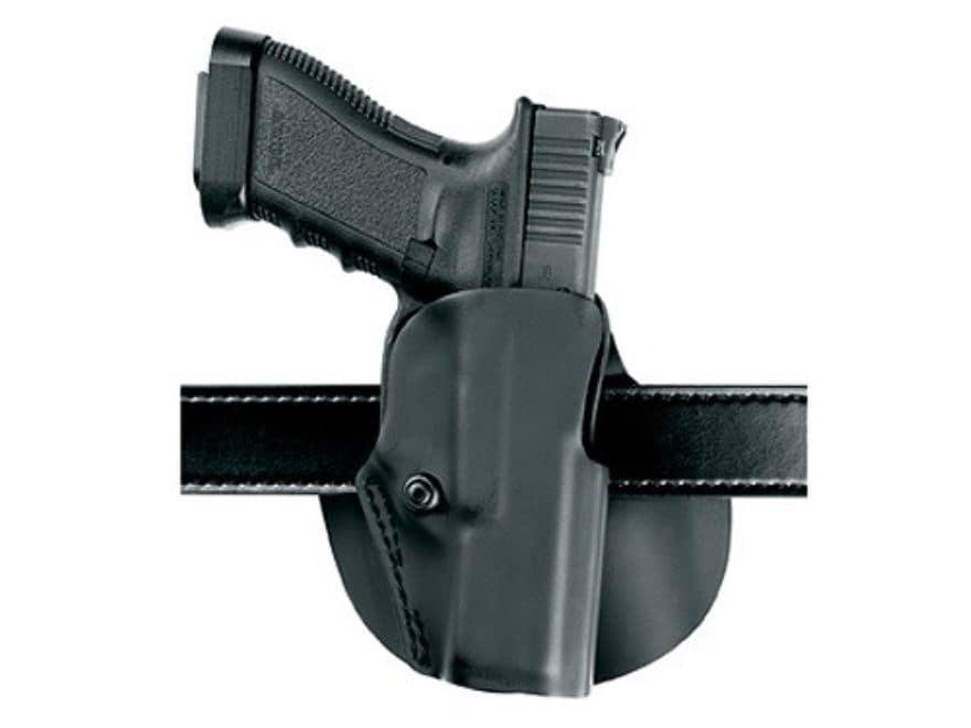 Safariland 5188 Paddle Holster Right Hand Glock 20, 21, 38 Composite Black