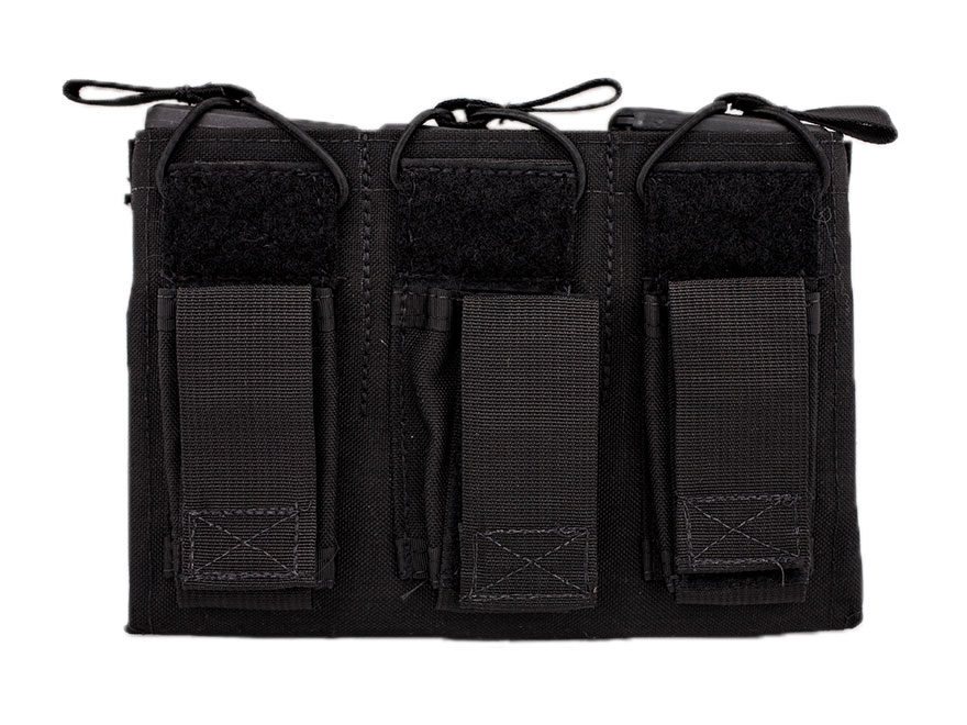 Tactical Tailor Fight Light MOLLE 5.56 Magazine Shingle Pouch 30 Round with Magna Mag P...