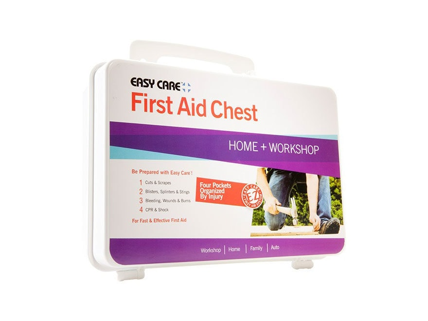 Adventure Medical Kits Easy Care Home & Workshop First Aid Kit
