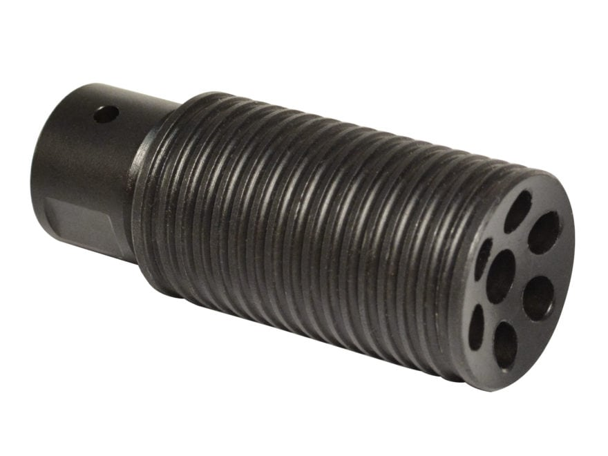 "AR-STONER Linear Muzzle Brake 1/2"" - 28 Thread AR-15 Melonite"