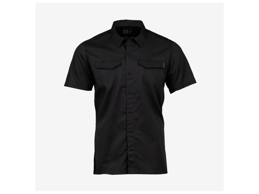 Magpul Men's Work Button-Up Shirt Short Sleeve Polyester