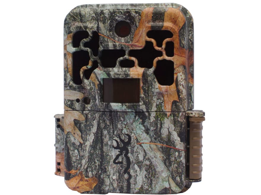 Browning Spec Ops FHD Extreme Infrared Trail Camera with Color Viewing Screen 20 MP Camo