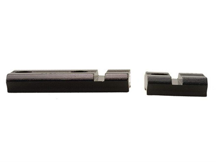 Ironsighter 2-Piece Weaver-Style Scope Base Remington 788 Gloss